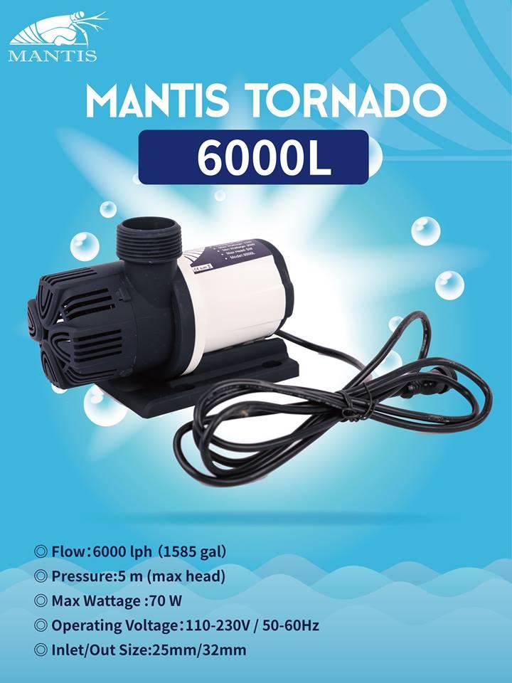 画像1: Mantis Tornade Pump (1)